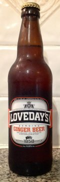 Marstons Loveday�s Ginger Beer - Spice/Herb/Vegetable