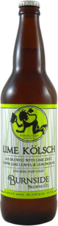 Burnside Lime Kolsch - K�lsch