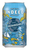 Indeed Shenanigans Summer Ale - Wheat Ale