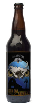 Alameda Barn Owl Imperial Brown Ale