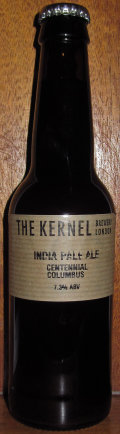 The Kernel India Pale Ale Centennial Columbus - India Pale Ale (IPA)