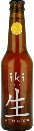 Iki Beer Ginger - Spice/Herb/Vegetable