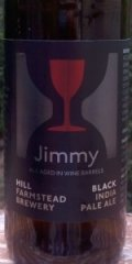 Hill Farmstead Jimmy - Black IPA