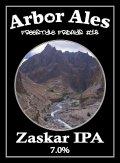 Arbor FF #18- Zaskar IPA - India Pale Ale (IPA)