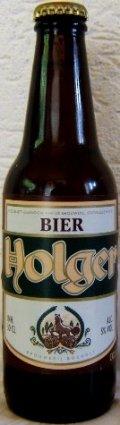 Holger Bier - Pale Lager