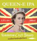 Ramsbottom Queen-E IPA