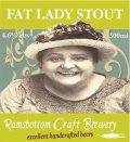 Ramsbottom Fat Lady Stout