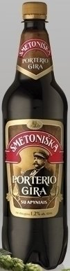 Smetoni�ka Porterio Gira - Low Alcohol