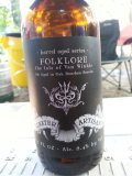 Stillwater Barrel Aged Series - Folklore, the tale of Van Winkle - Foreign Stout