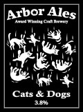 Arbor Cats & Dogs - Golden Ale/Blond Ale
