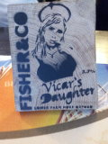 Fisher Vicar�s Daughter