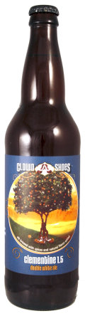 Clown Shoes Clementine 1.5 - Belgian White (Witbier)