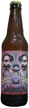 Stillwater Why Can�t IBU? - Belgian Ale