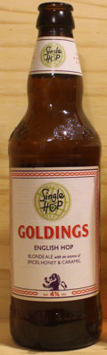 Marstons Single Hop Goldings (Bottle)