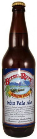 Bitter Root India Pale Ale