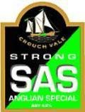 Crouch Vale Strong Anglian Special (SAS) - Premium Bitter/ESB