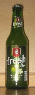 Fohrenburger Fresh Radler Holunder-Limette