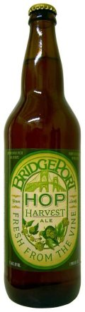 BridgePort Hop Harvest Ale (2006) - Bitter