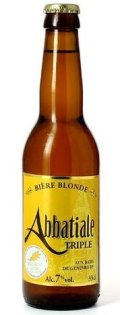 L�Abbatiale Triple Blonde