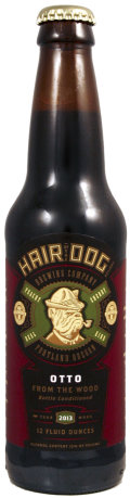 Hair of the Dog Otto from the Wood - Barley Wine
