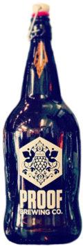 Proof Americanized Belgian Pale Ale