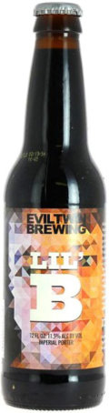 Evil Twin Lil� B - Imperial/Strong Porter