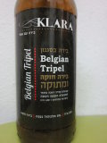 Klara Belgian Tripel - Abbey Tripel