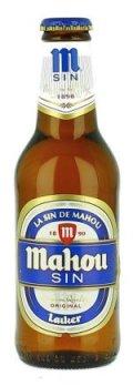 Mahou Laiker Sin - Low Alcohol