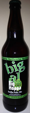 Big Al Big Hoppa - India Pale Ale (IPA)