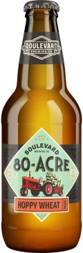 Boulevard 80-Acre Hoppy Wheat Beer - Wheat Ale