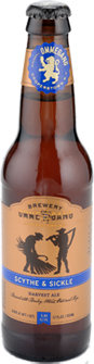 Ommegang Scythe and Sickle Harvest Ale - Specialty Grain