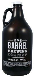 One Barrel Debut du Monde Wisconsin Tripel