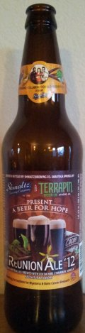 Reunion - A Beer For Hope 2012 (Shmaltz Brewing)  - Spice/Herb/Vegetable