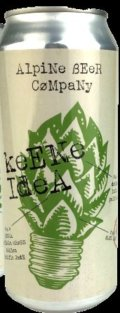 Alpine Beer Company Keene Idea