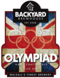 Backyard Olympiad - Golden Ale/Blond Ale