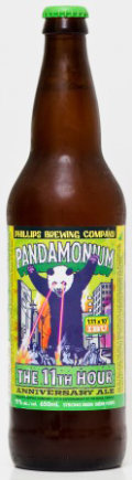 Phillips Pandamonium 11th Hour IPA (11th Anniversary)