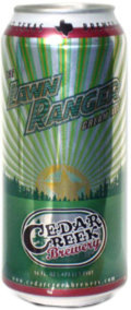 Cedar Creek Lawn Ranger Cream Ale
