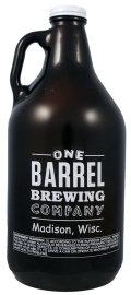 One Barrel Breakfast Beer Oatmeal Stout