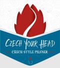 Hop Valley Czech Your Head Pils