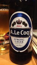 A. Le Coq Strong Lager