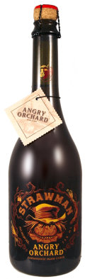 Angry Orchard Strawman Farmhouse Hard Cider