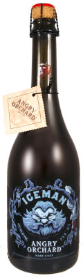 Angry Orchard Iceman Hard Cider - Ice Cider/Ice Perry