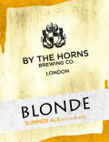 By The Horns Blonde Summer Ale