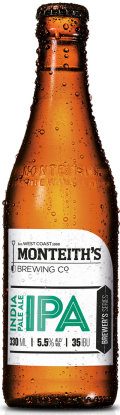 Monteiths Brewer�s Series India Pale Ale