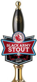 Pixie Spring Black Army Stout - Stout