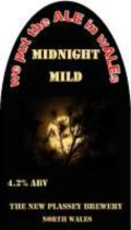 New Plassey Midnight Mild