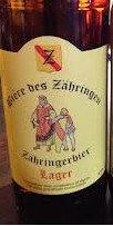 Bi�re des Z�hringen (Z�hringerbier) Lager