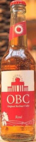 OBC Original Berliner Cidre Rose