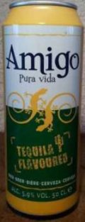 Amigo Pura Vida Tequila Flavoured - Spice/Herb/Vegetable