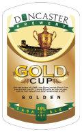 Doncaster Gold Cup Golden Ale